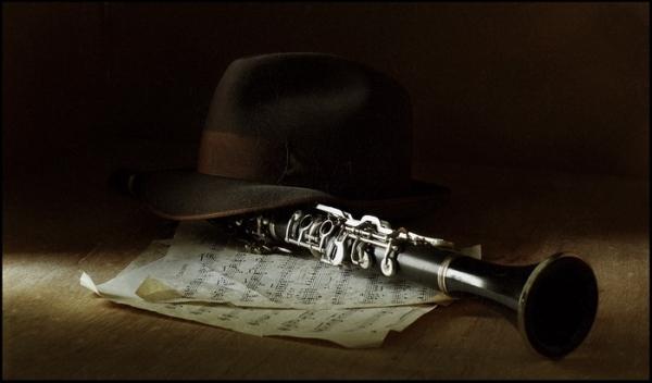Мелодии кларнета